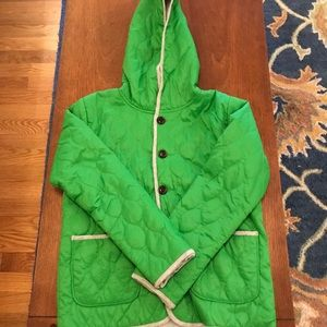 Crewcuts reversible jacket size 10